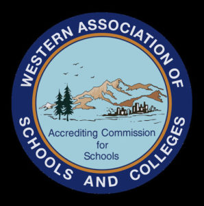 Accredited by WASC